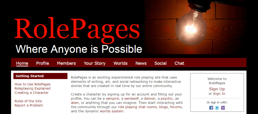 rolepages